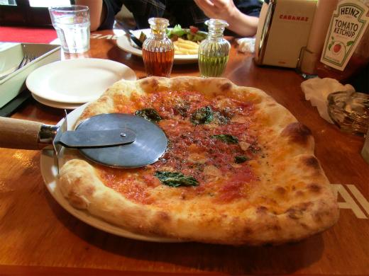 大きめピザ