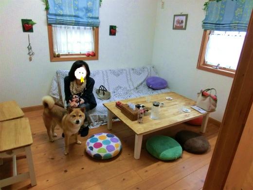 犬OKの部屋