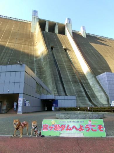 ダムの記念