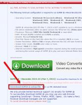 ページの下あたりの「Download SUPER (c) setup file」