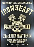 【IRON HEART】BOSS TALK