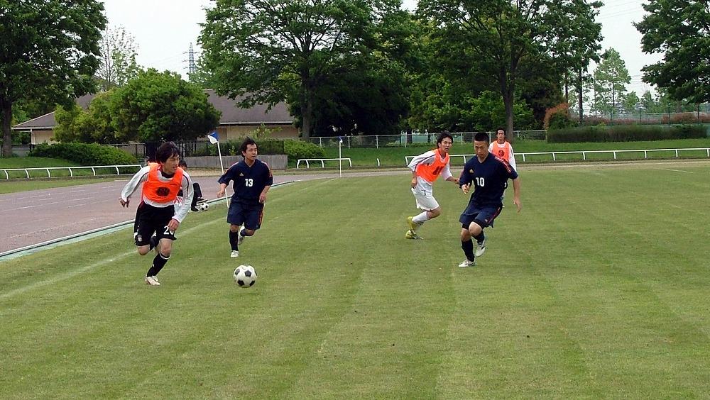 第4試合AFCvs菁莪ハヤト
