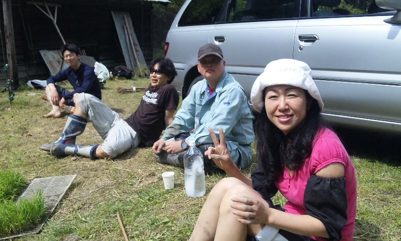 2012田植え③