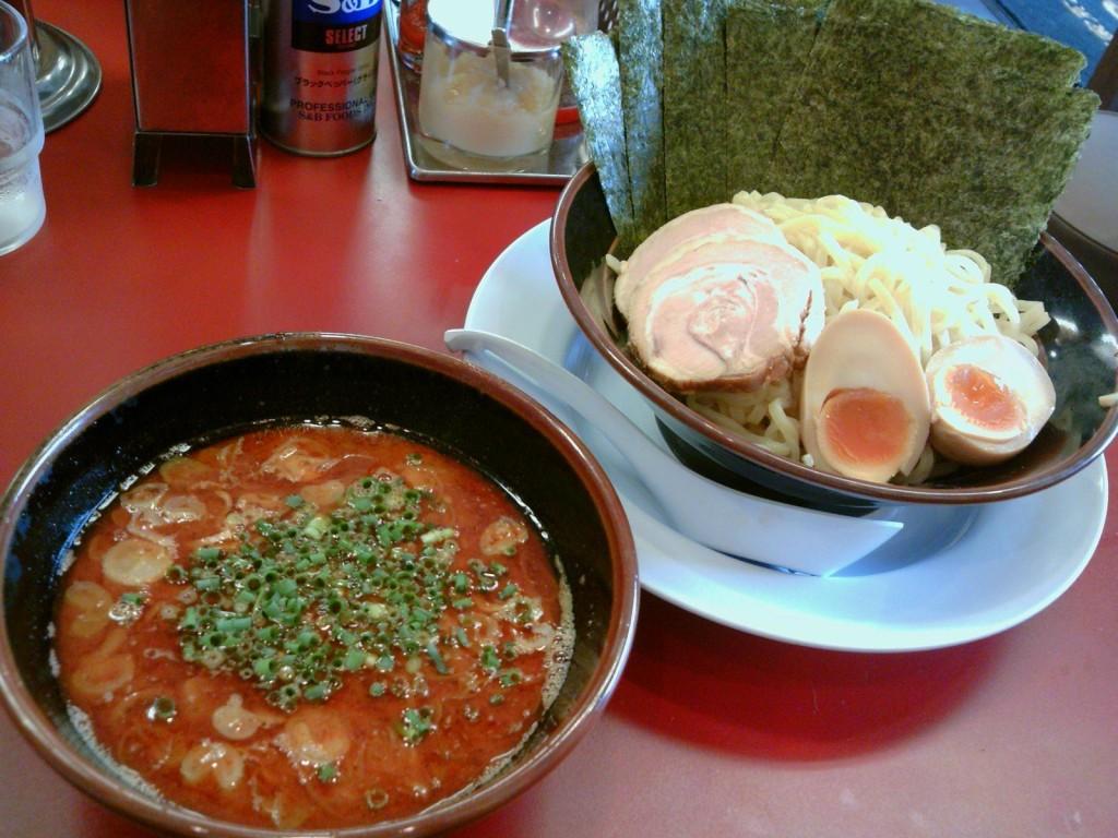 松田家つけ麺