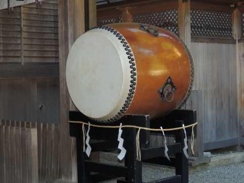 天河神社太鼓