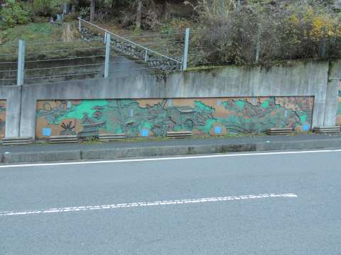天河神社歴史壁画03