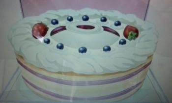 這いよれ!ニャル子さん DK堂のケーキ