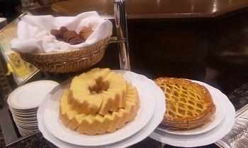帝国ホテル 焼き菓子 バームクーヘン アップルパイ
