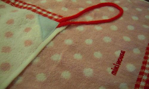 カンナちゃんの タオル