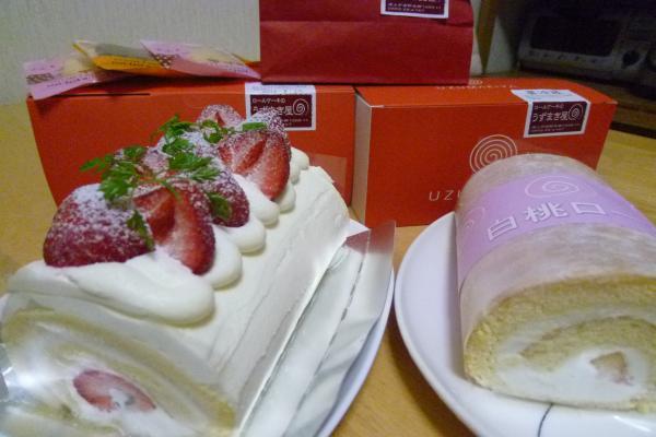 ケーキ と クッキー