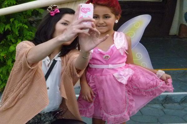 妖精の女の子