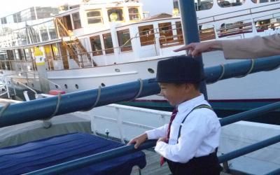 船とたける