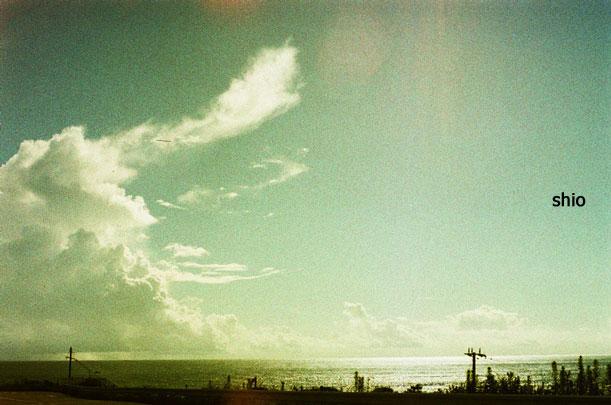 shio_地元の海