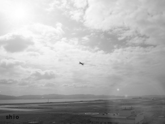 shio_飛行機