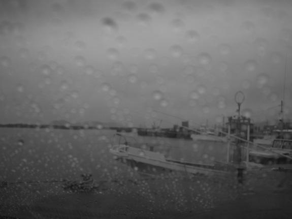 shio_雨の港