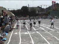 運動会2012 息子徒競走