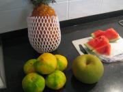 フルーツたくさん