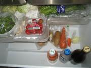 冷蔵庫 野菜室内