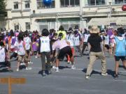町内運動会 体操