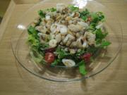 塩麴 シーフードサラダ