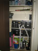 2012.5 1F 廊下収納 ビフォー