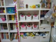 娘の棚 2012秋
