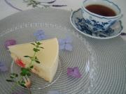 先生作ケーキ グレープフルーツムースケーキ1