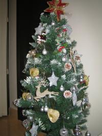 クリスマスツリー 出し3