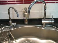 水栓金具磨き 2