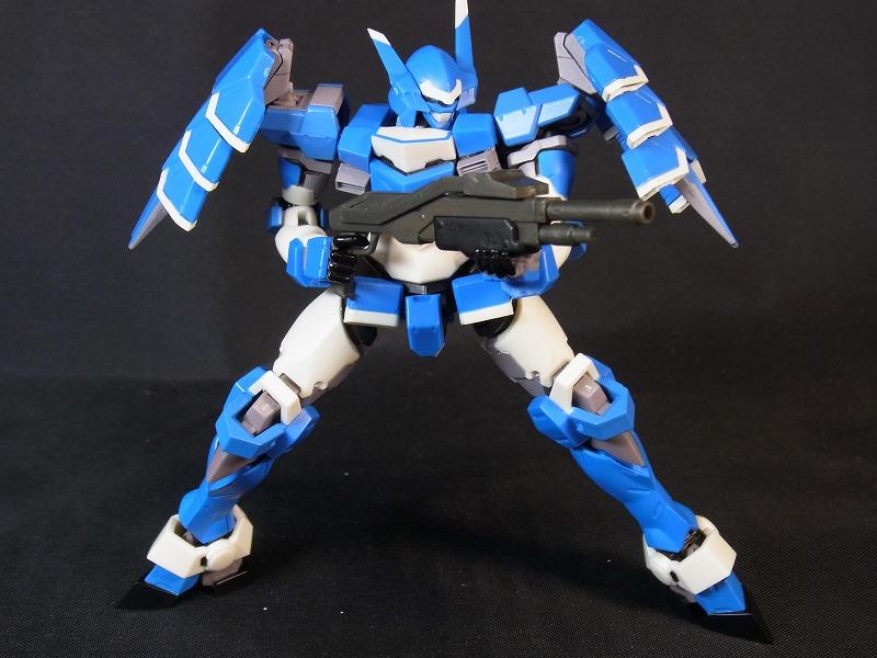 銃火器装備