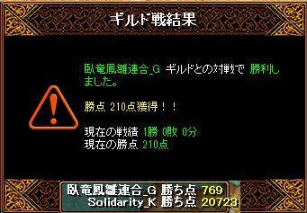 RedStone 14.12.14 結果