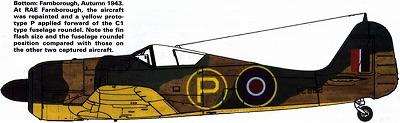 RAFWAFFEのFw190A-4 U8