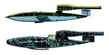 V-1とFi103R