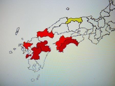 カンサイタンポポの絶滅危惧情報