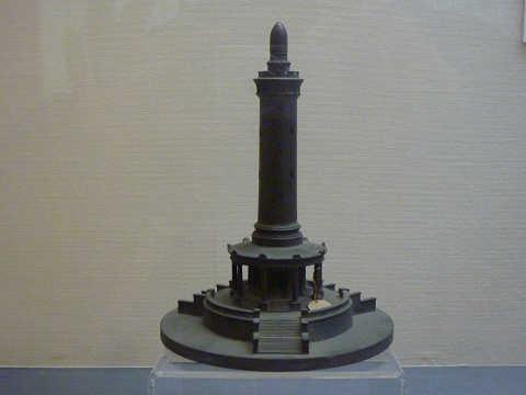 白玉山塔レプリカ(乃木神社)