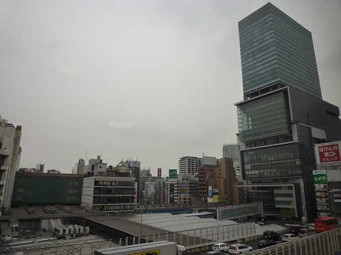 ヒカリエと東横線渋谷駅