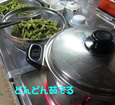 茹でて冷凍保存 (2)