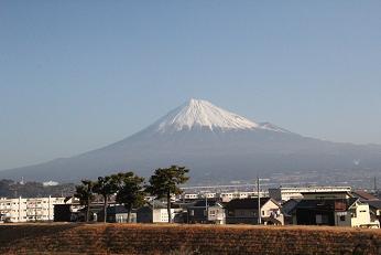 富士山-藤川