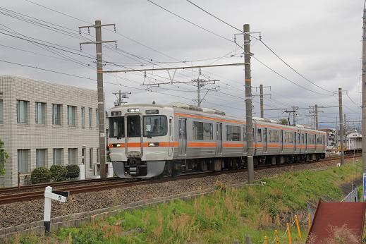 安倍川313系