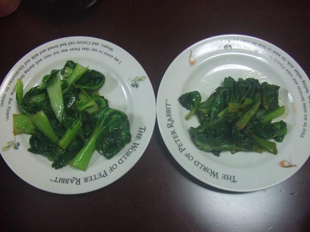 慣行農法、自然栽培の比較