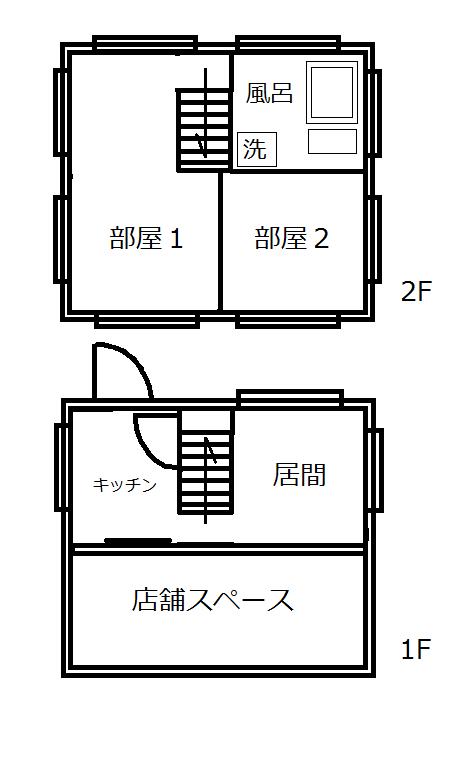 トミックス商店内部案1