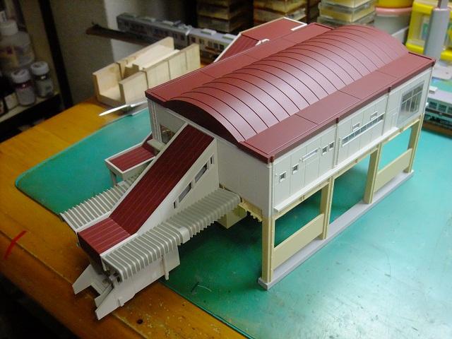 JR MOROI Station?