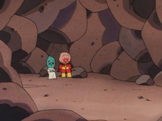 洞窟に二人っきり