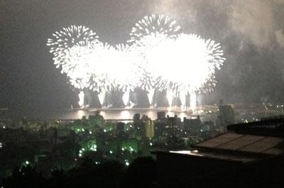 25.3.31熱海海上花火大会