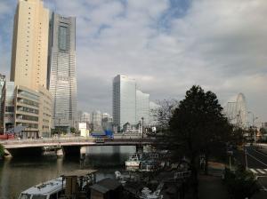 横浜も大好きです