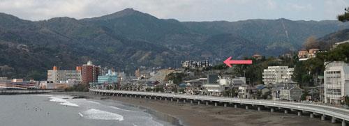 湯河原吉浜・海の見える高台分譲地全40区画