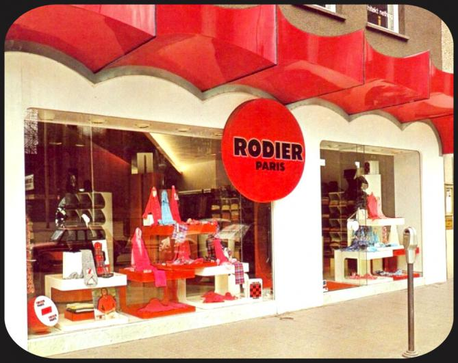 RODIERs Shop Paris