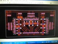 mp4401スッテピングモータドライバ基盤