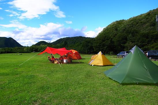 PBPキャンプ