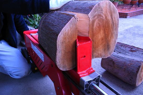 薪割り機1